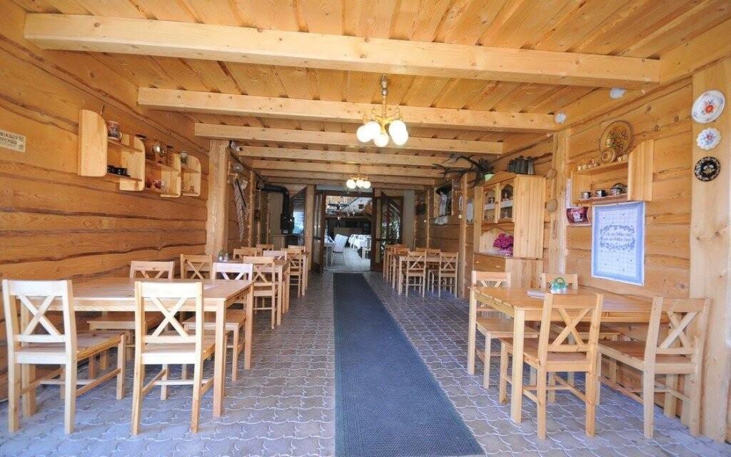 V restauraci ochutnáte slovenskou kuchyni