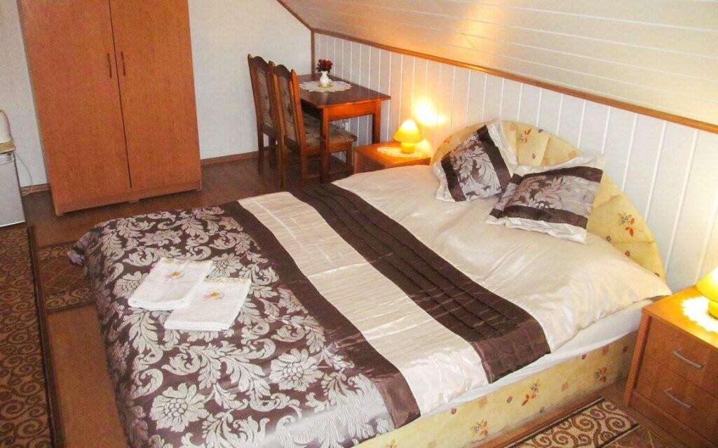 Ubytováni budete ve standardních pokojích