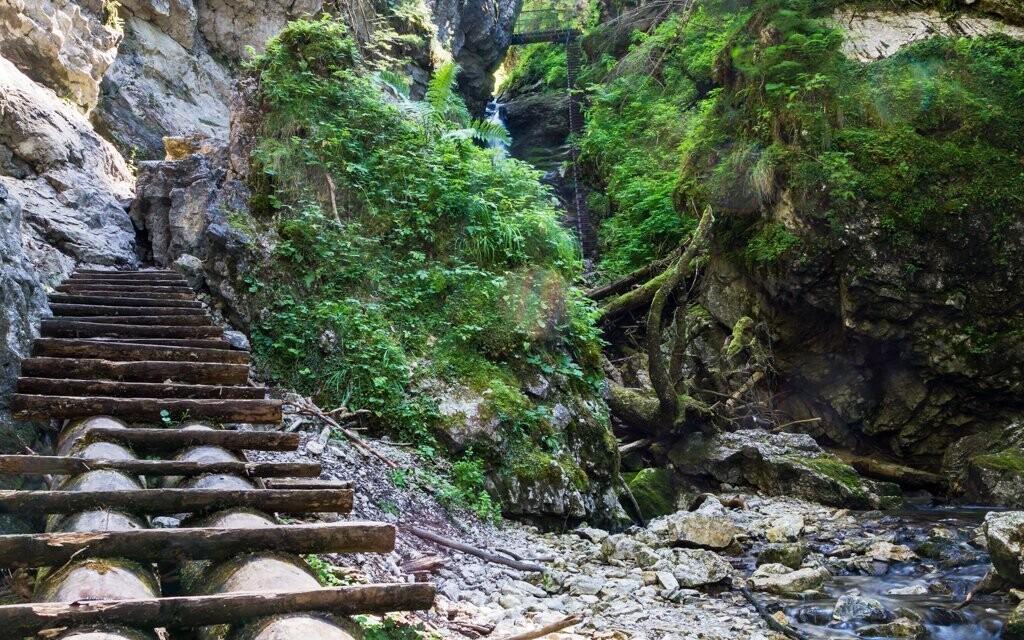 Vydejte se za turistikou do Slovenského ráje