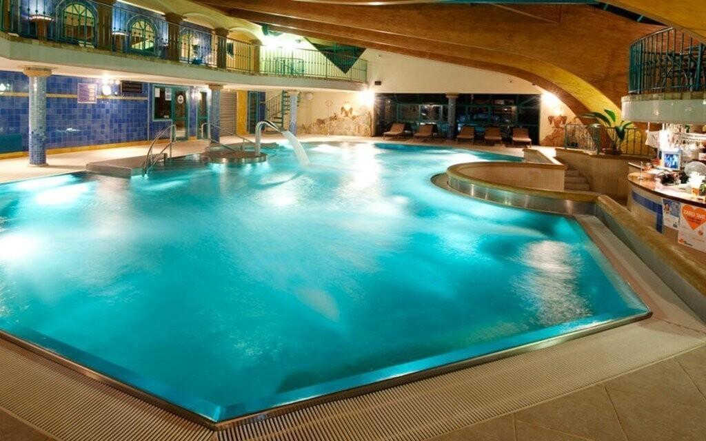 Relaxujte v oblíbených aquaparcích