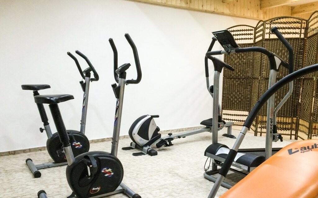 Fitness centrum je vám stále k dispozici