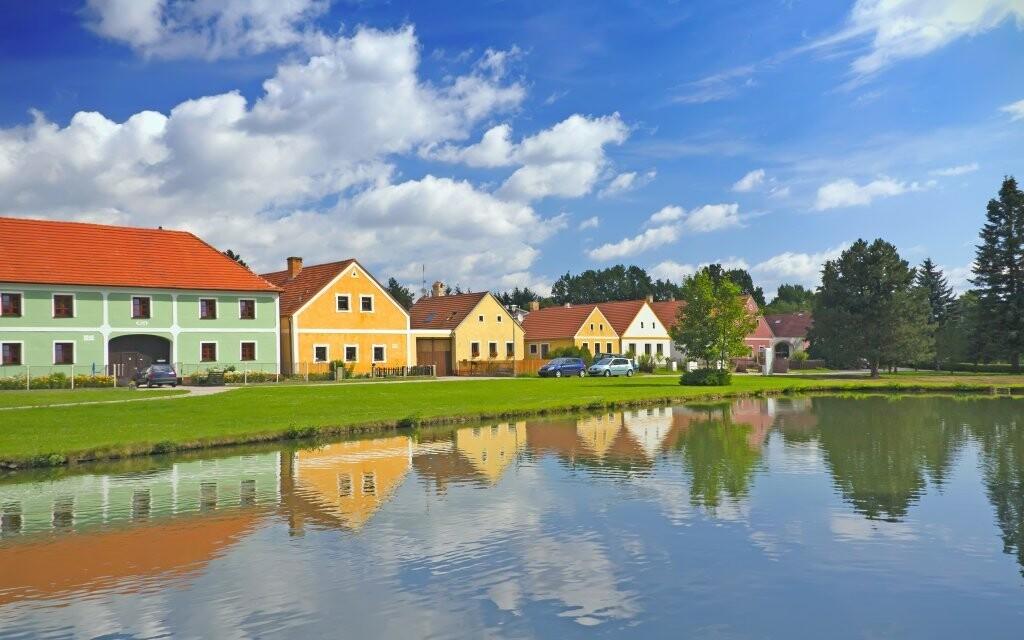 Navštívte pamiatky UNESCO v južných Čechách