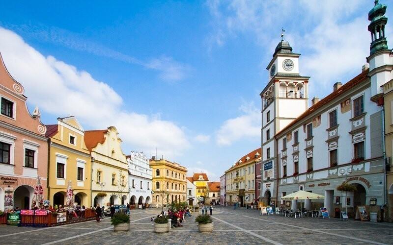 V Třeboni je krásne v akomkoľvek ročnom období
