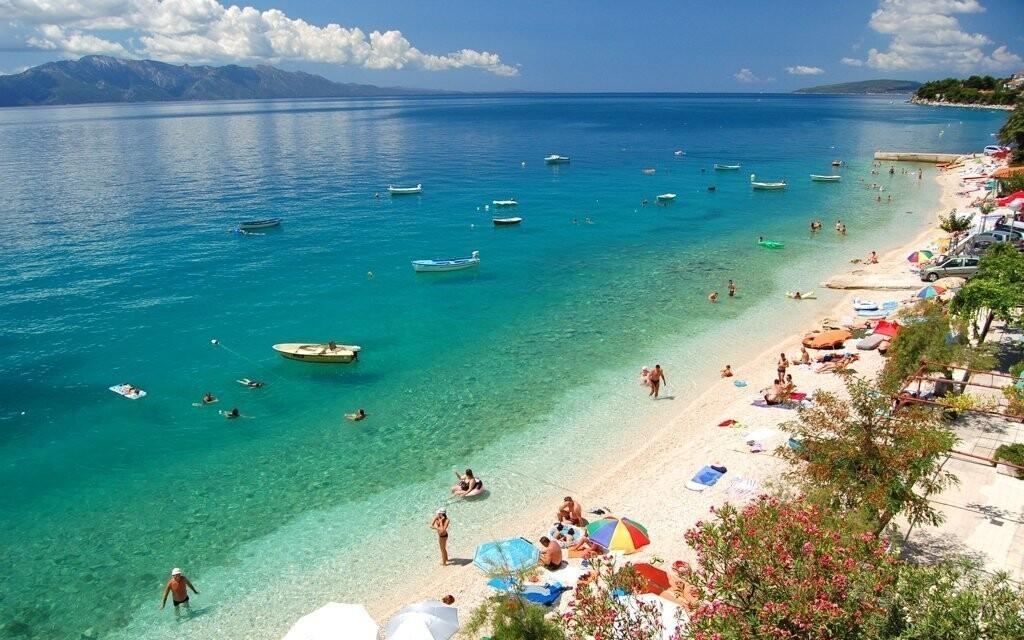 V Chorvatsku se můžete těšit na azurově modré moře