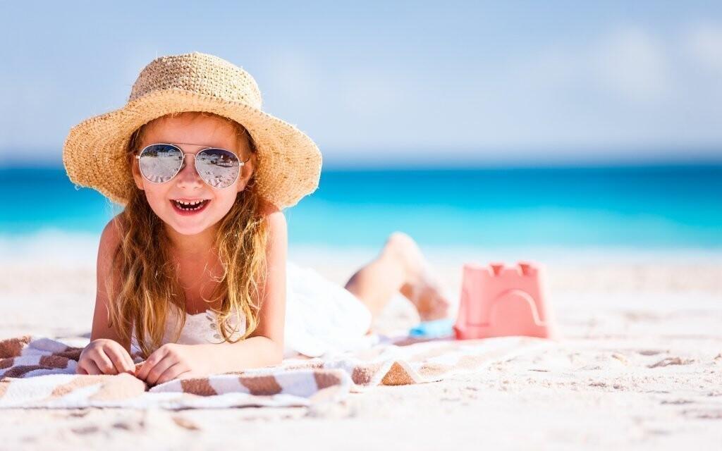 Z dovolené u moře budou vaše děti nadšené
