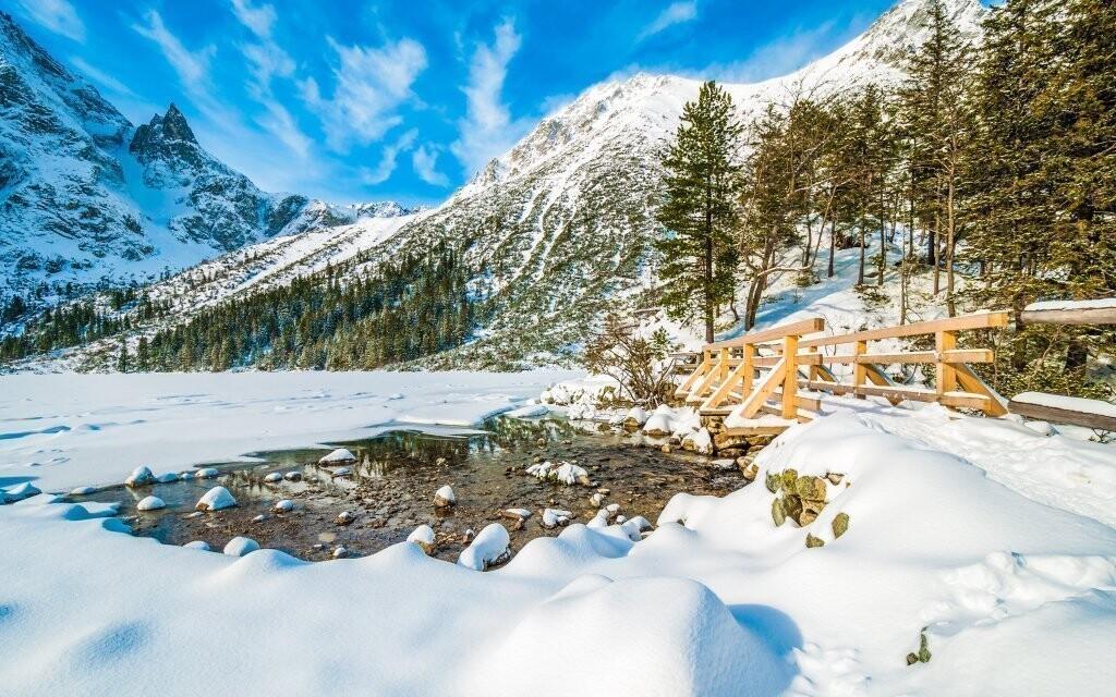 Nejlepší zimní dovolená ve Vysokých Tatrách