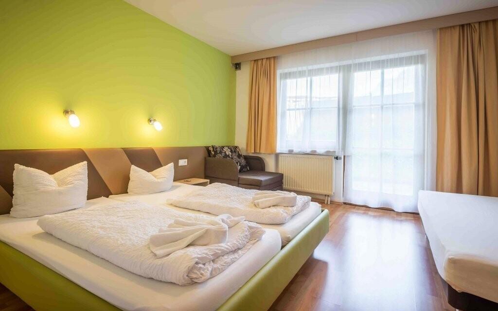 Ubytovaní budete v útulných izbách