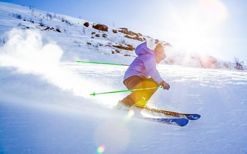 Oblasť je ako stvorená pre lyžiarov i bežkárov