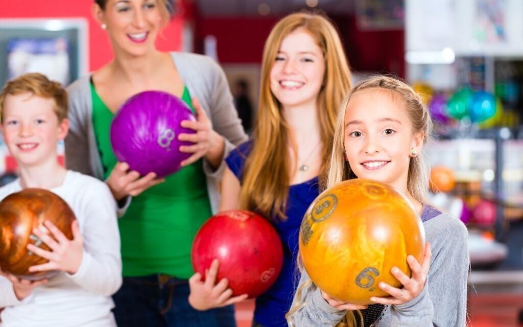 Bowling je sport pro všechny věkové kategorie
