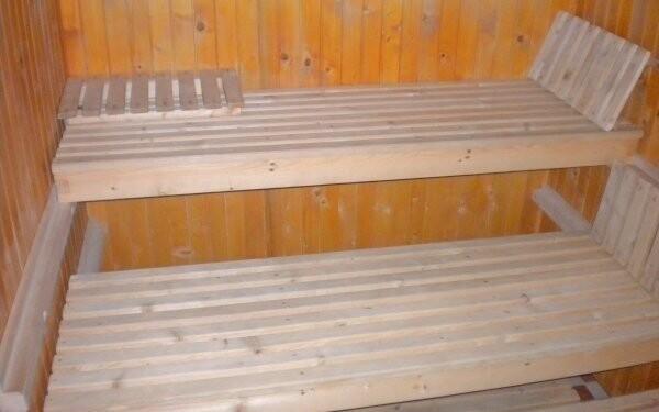 Uvolníte se v sauně