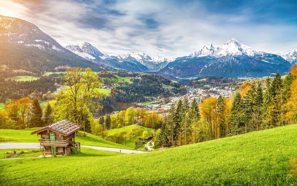 Užijte si krásy Bavorska
