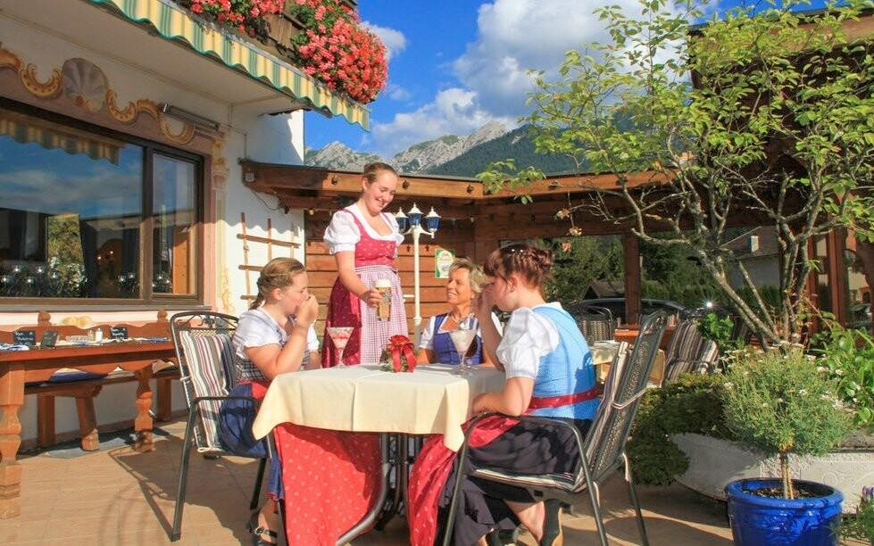 V ceně balíčku máte také bavorské čtyřchodové menu
