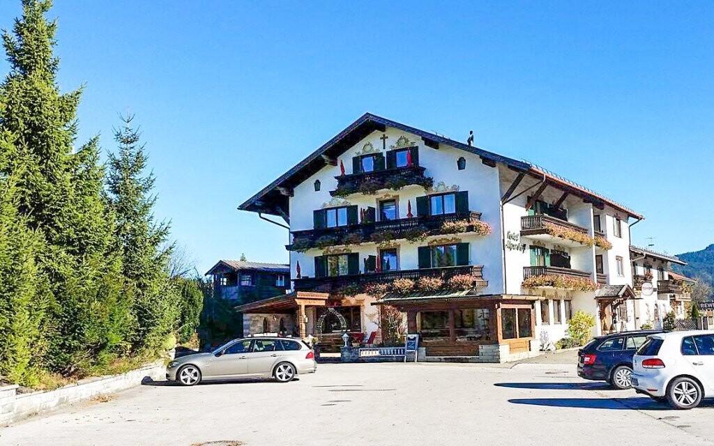 Ubytujte se v Hotelu Alpenhof Wallgau *** v Horním Bavorsku