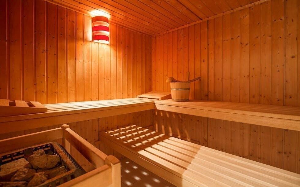 Využijte neomezený vstup do sauny