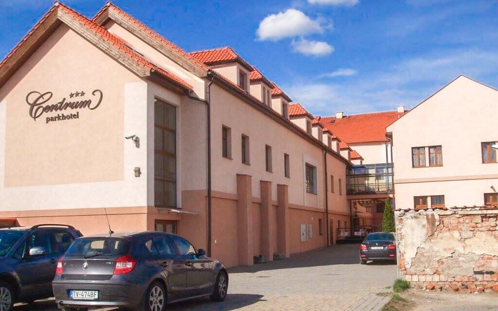 Hotel Centrum se nachází v centru Spišské Nové Vsi
