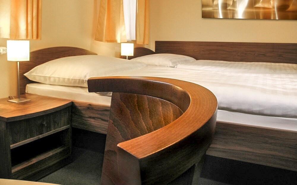 Perfektný odpočinok zaručia pohodlné izby