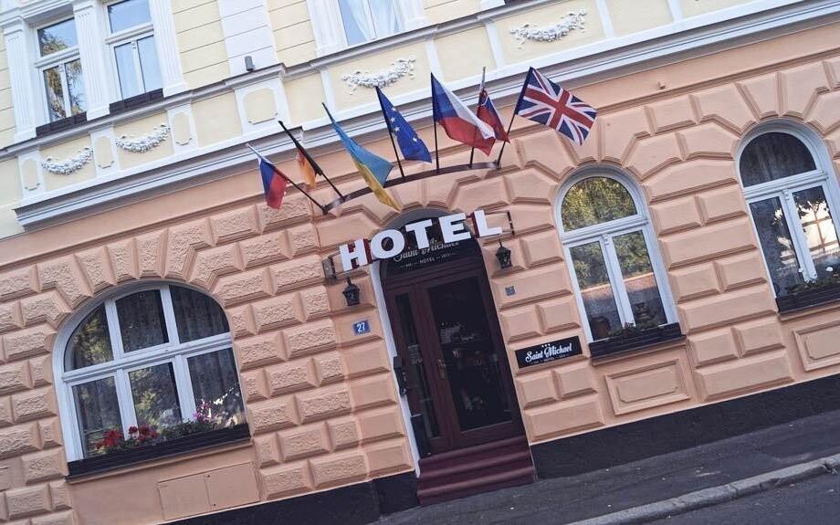 Hotel St. Michael *** v oblíbených Karlových Varech
