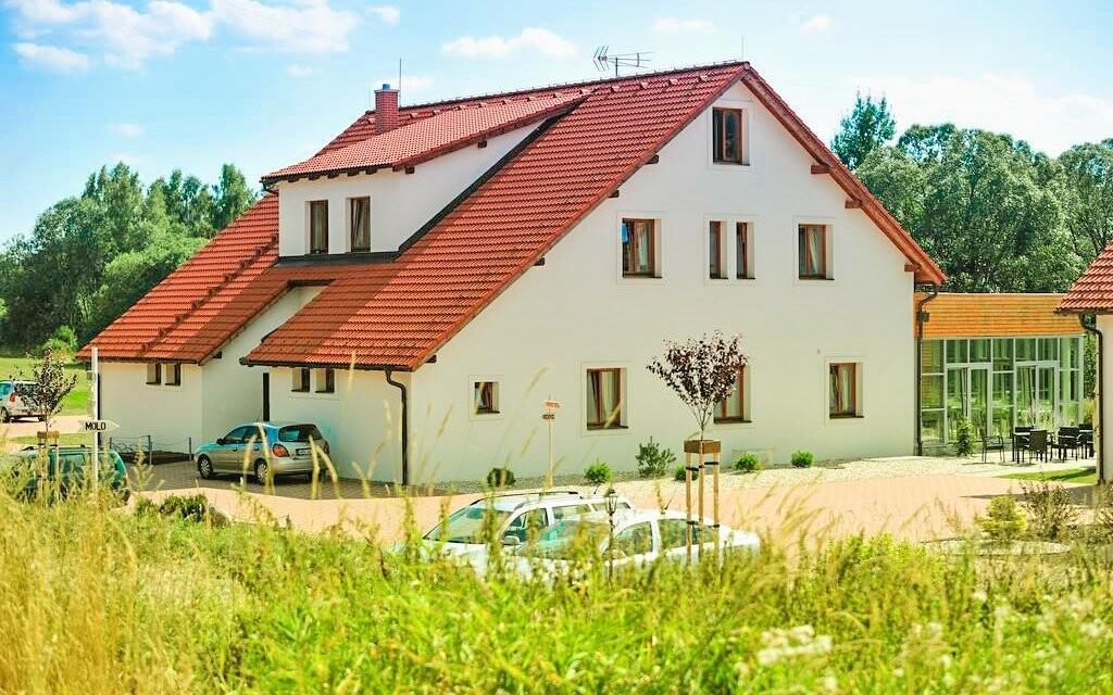 Moderné a štýlové ubytovanie pri Lipne