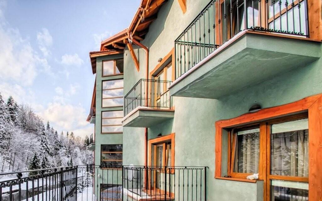 Hotel Kotarz Spa&Wellness *** leží v polských Beskydech