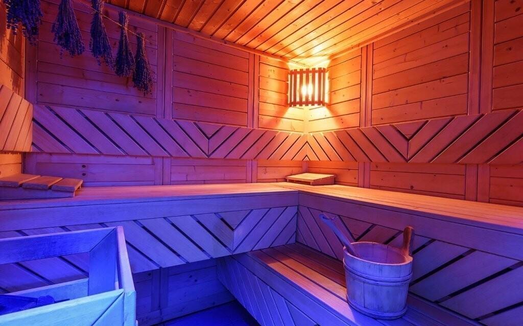 Užijte si relax ve finské sauně