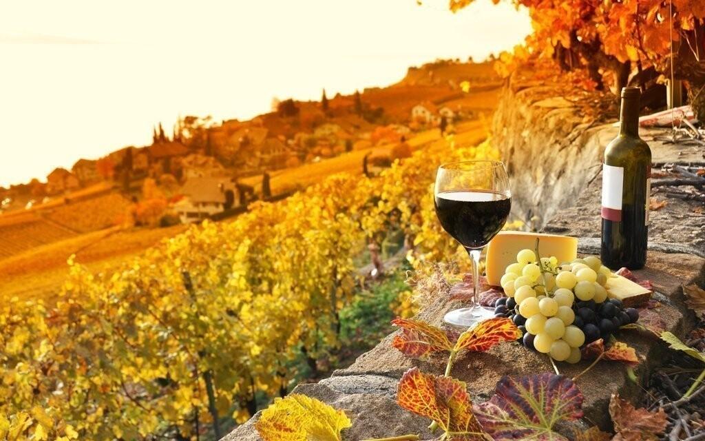 Užite si skvelý pobyt s vínom