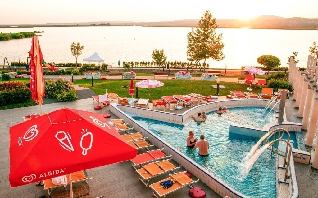Užijete si parádní wellness u jezera