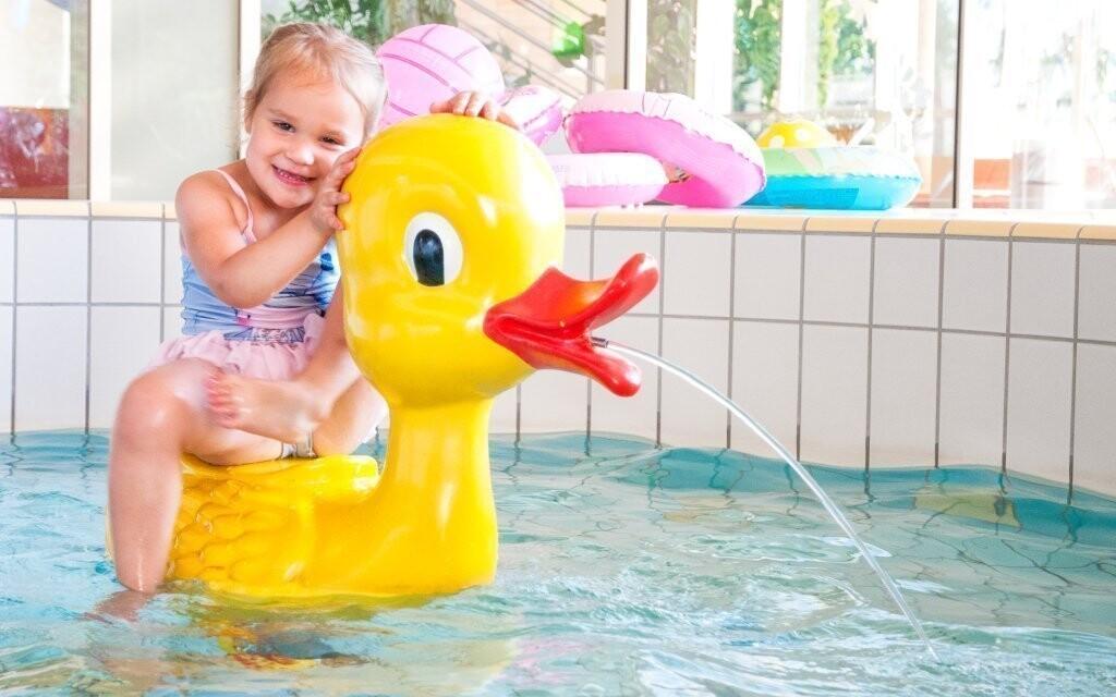 Ve wellness se zalíbí i dětem