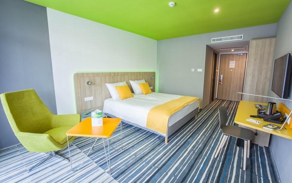 Standardní pokoje jsou komfortně vybaveny