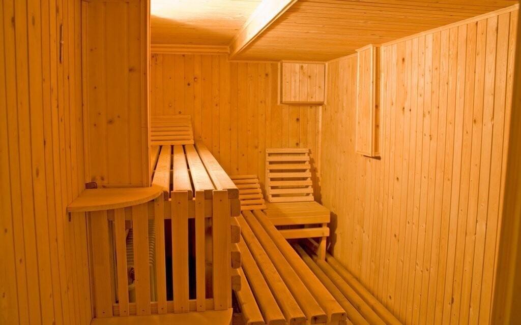 Prohřejete se v sauně