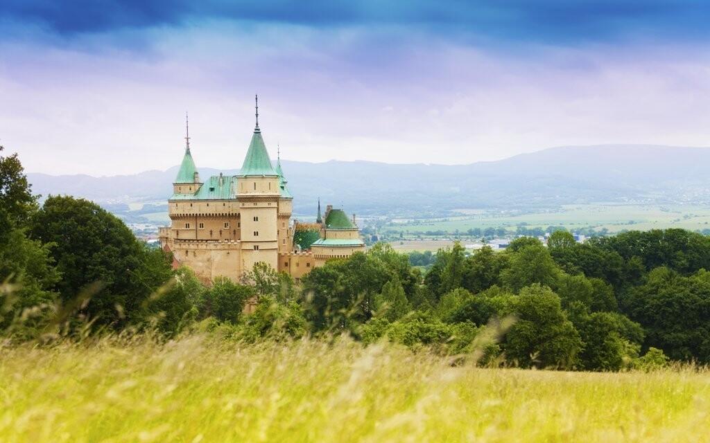 Vydejte se prozkoumat Bojnický zámek a okolí