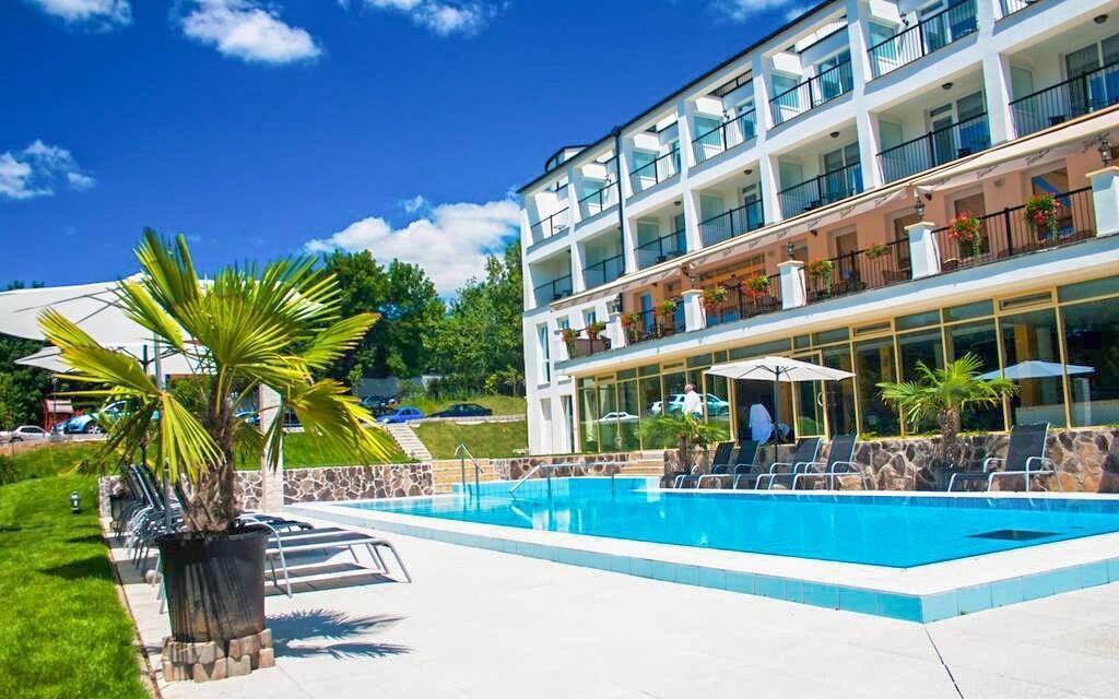 Zažijte dovolenou v Calimbra Wellness Hotelu ***