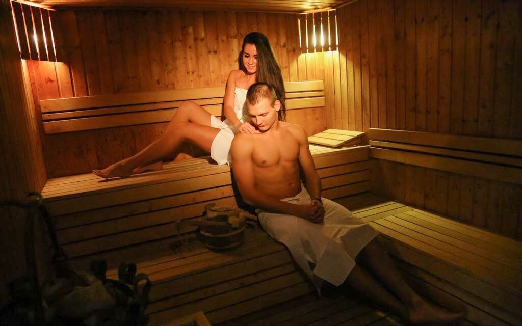 Objevte uvolňující účinky finské sauny