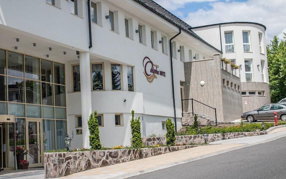 Calimbra Wellness Hotel *** je místem luxusu