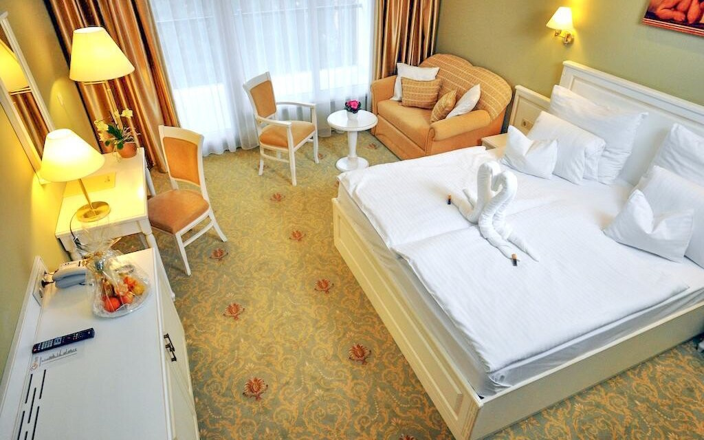 Odpočívejte a užívejte si hotelový servis