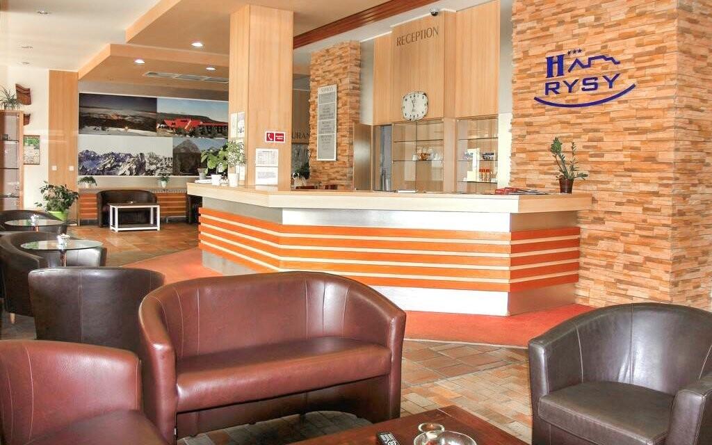 Štýlové interiéry hotela