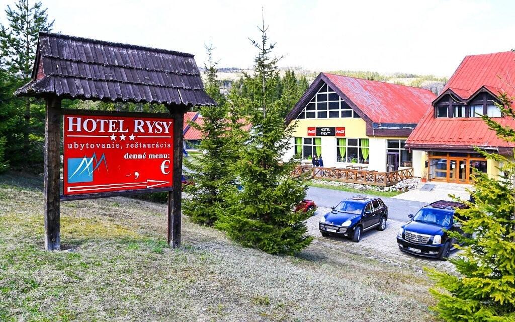 Hotel Rysy *** je ideální pro pohodovou dovolenou