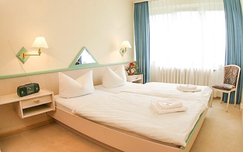 Útulná izba pre dokonalé zrelaxovanie