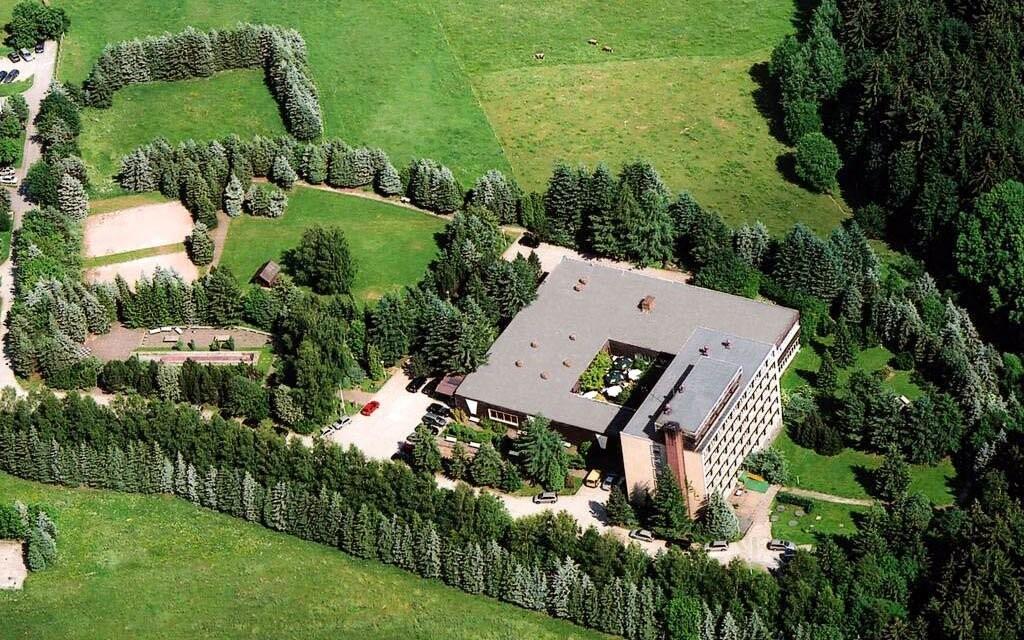 Ferienhotel Markersbach *** obklopený čistou prírodou