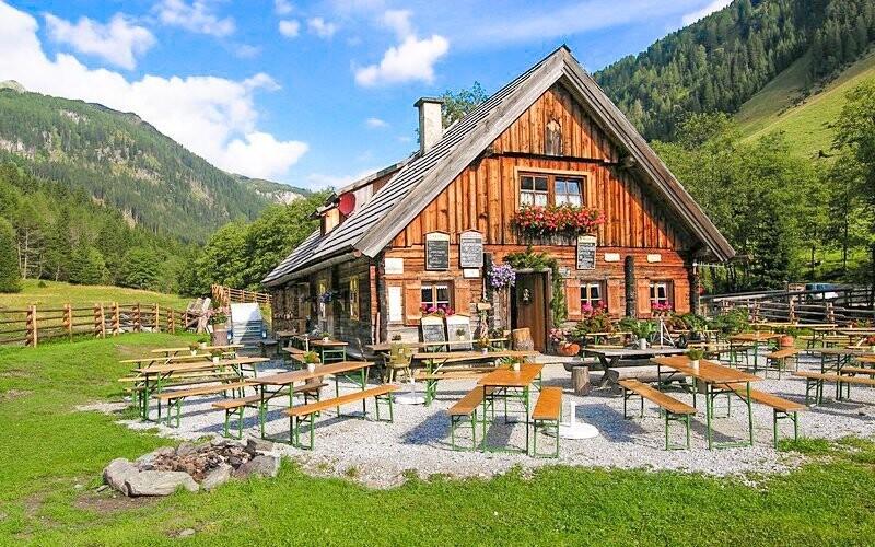 Možnosti turistiky v Alpách jsou nekonečné