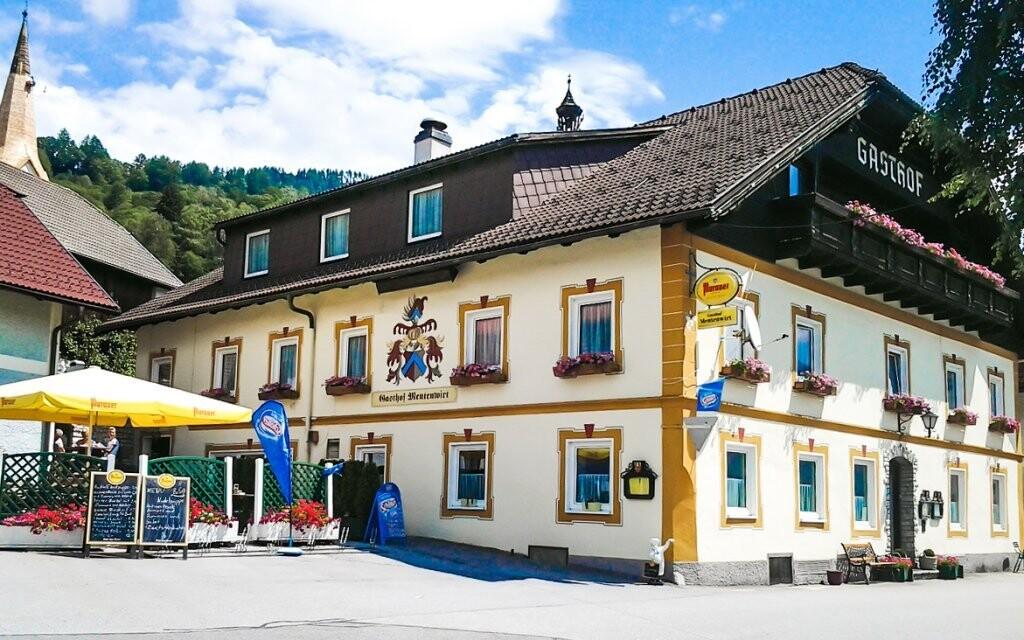 V Penzionu Gasthof Mentenwirt vás čeká skvělá dovolená