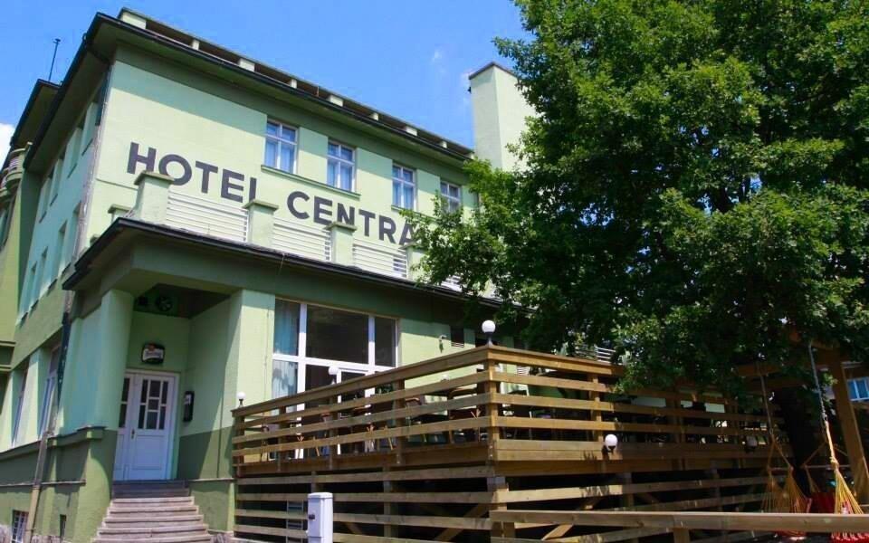 Wellness Hotel Centrál *** najdete v centru Klatov