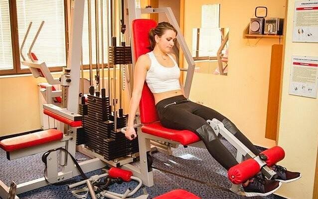 Kdykoliv si zacvičíte ve fitness