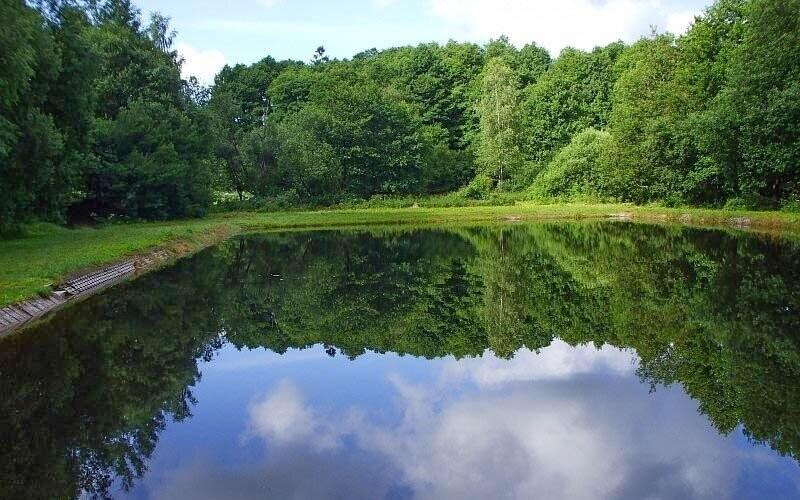 Krásná příroda vás zde čeká v jakémkoliv ročním období