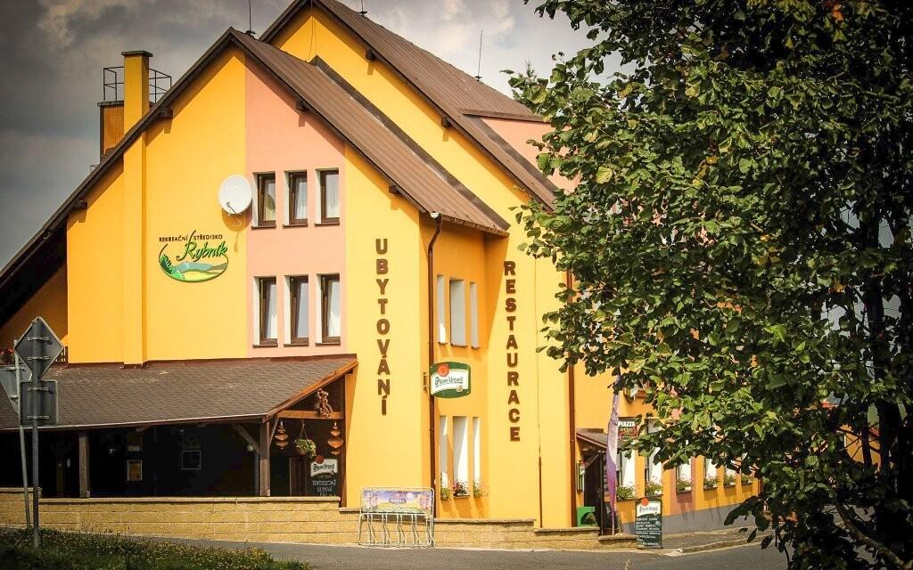 Rekreační středisko Rybník je ideální na aktivní dovolenou