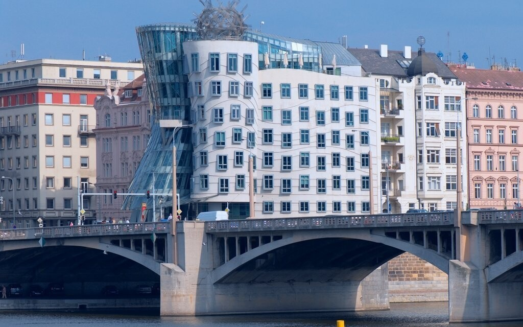 Objevujte zajímavá místa stověžaté Prahy