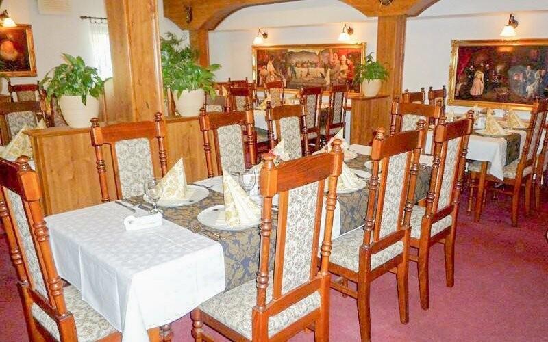 V ceně je poukaz na večeři do restaurace