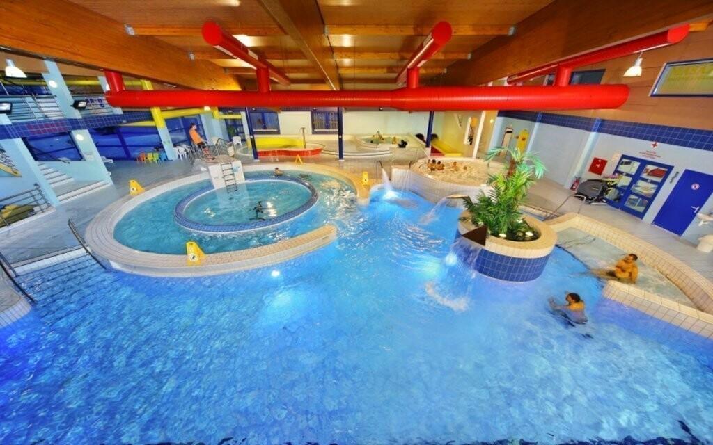 Užijte si Aquapark Špindlerův mlýn