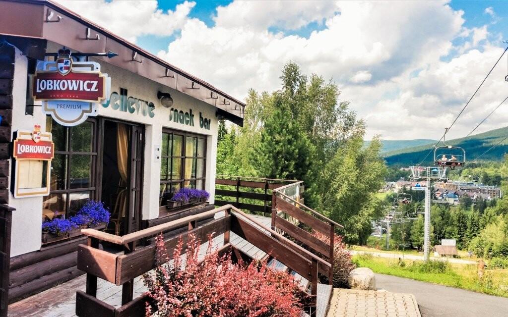 Ve Sport Hotelu Bellevue K-180 ***+ vás čeká skvělá dovolená