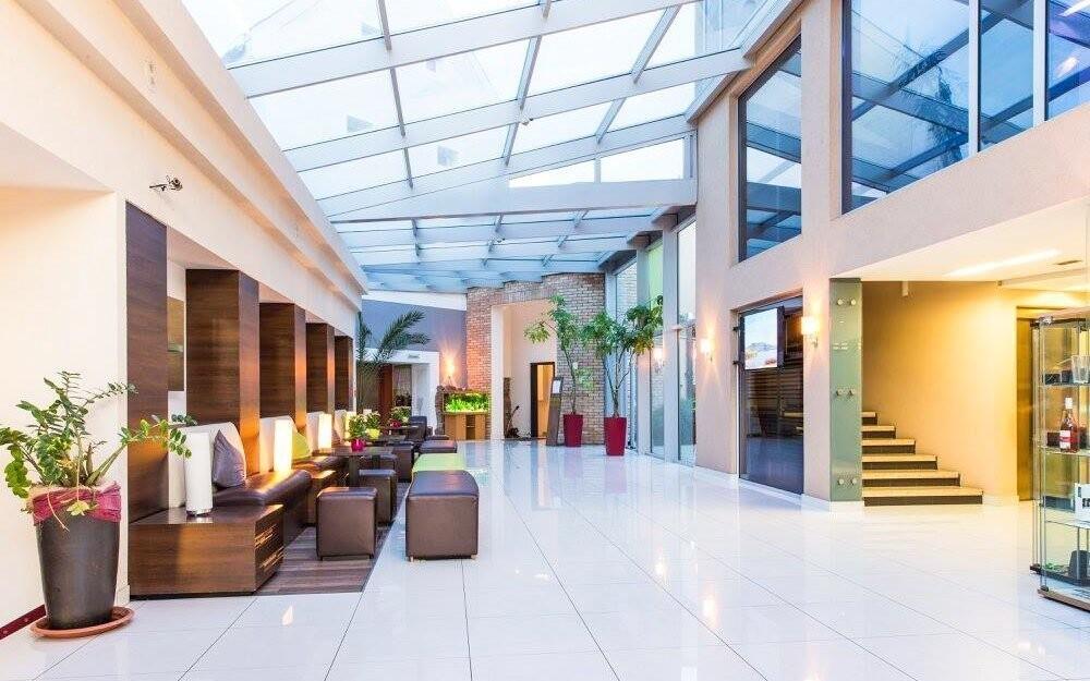 Užijte si krásné interiéry hotelu
