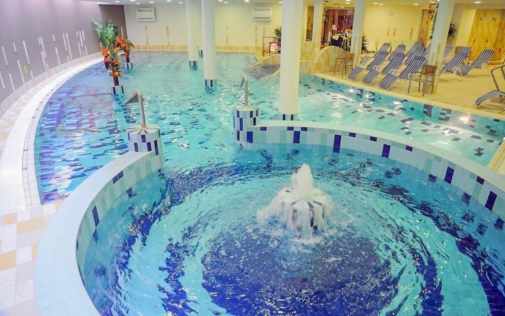 Těšte se na plavání v tomto bazénu